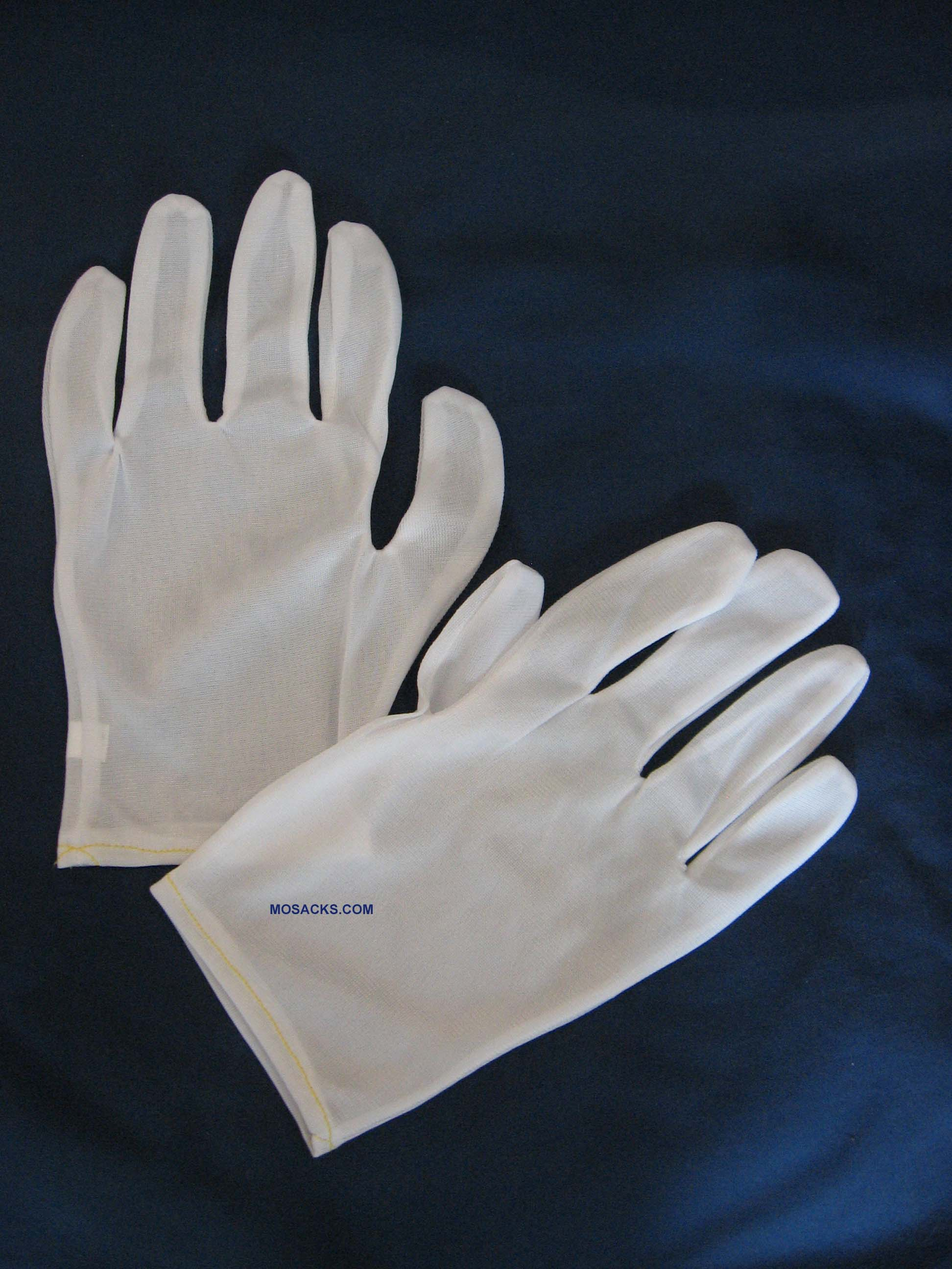 K Brand White Gloves-K48