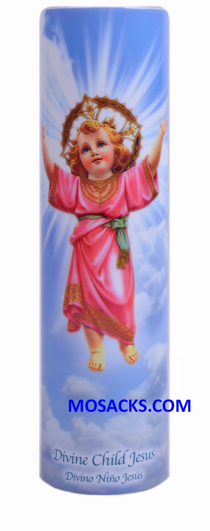 Divine Child Jesus LED Candle C-8002