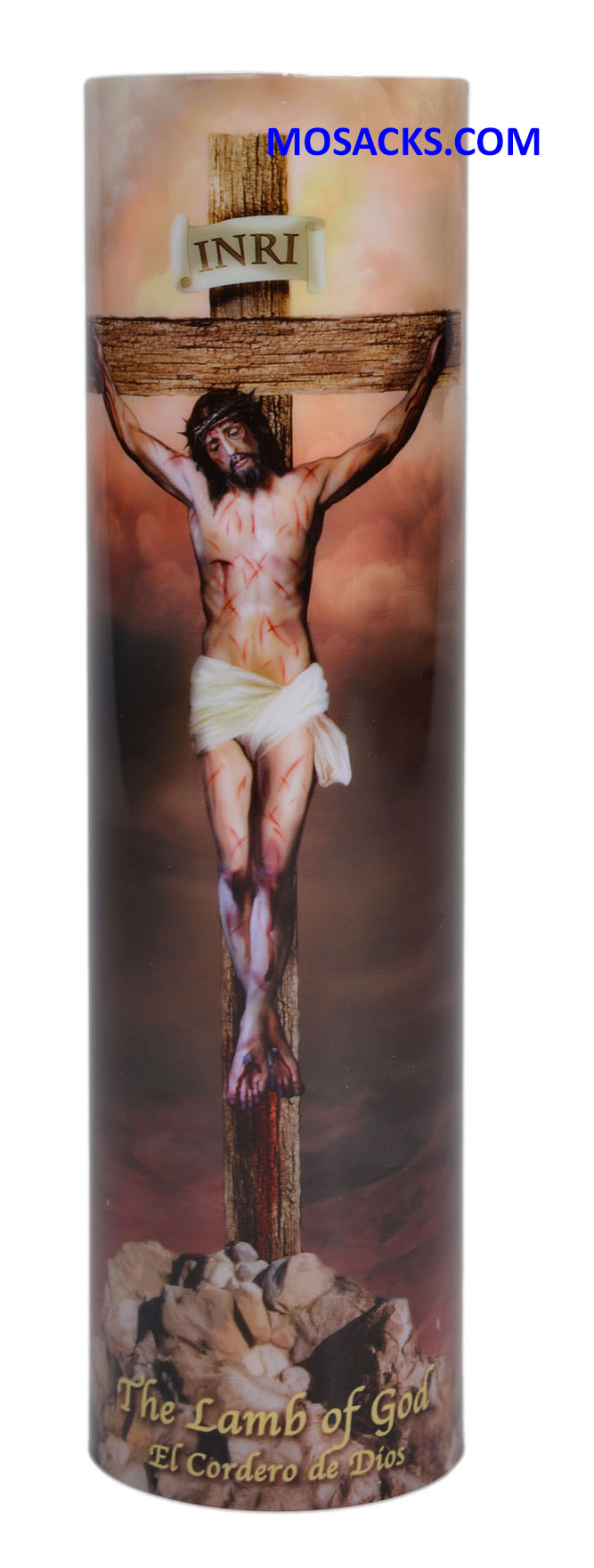 Lamb of God LED Candle C-8009