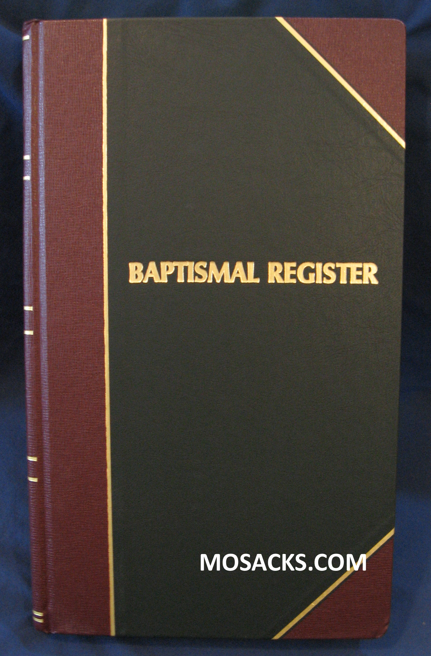 Baptism Register No. 113 Large Edition