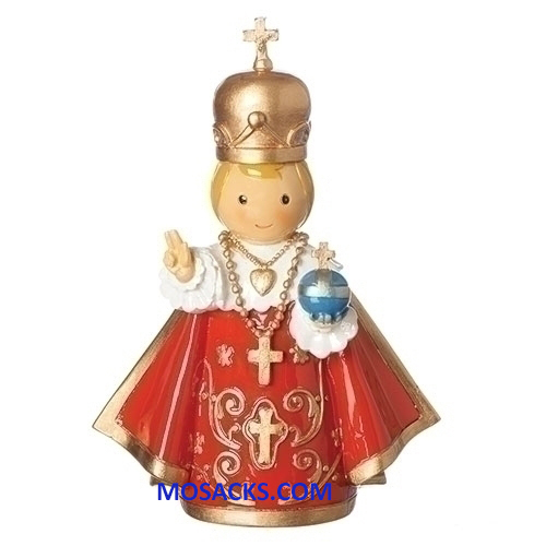 Little Drops Of Water Infant Of Prague Figure 20-12694
