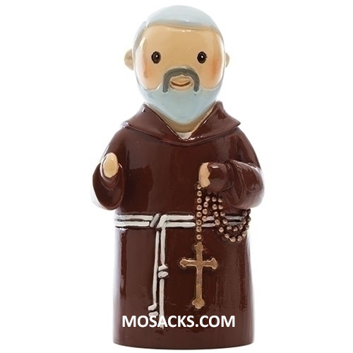 Little Drops Of Water St. Padre Pio Figure 20-12039