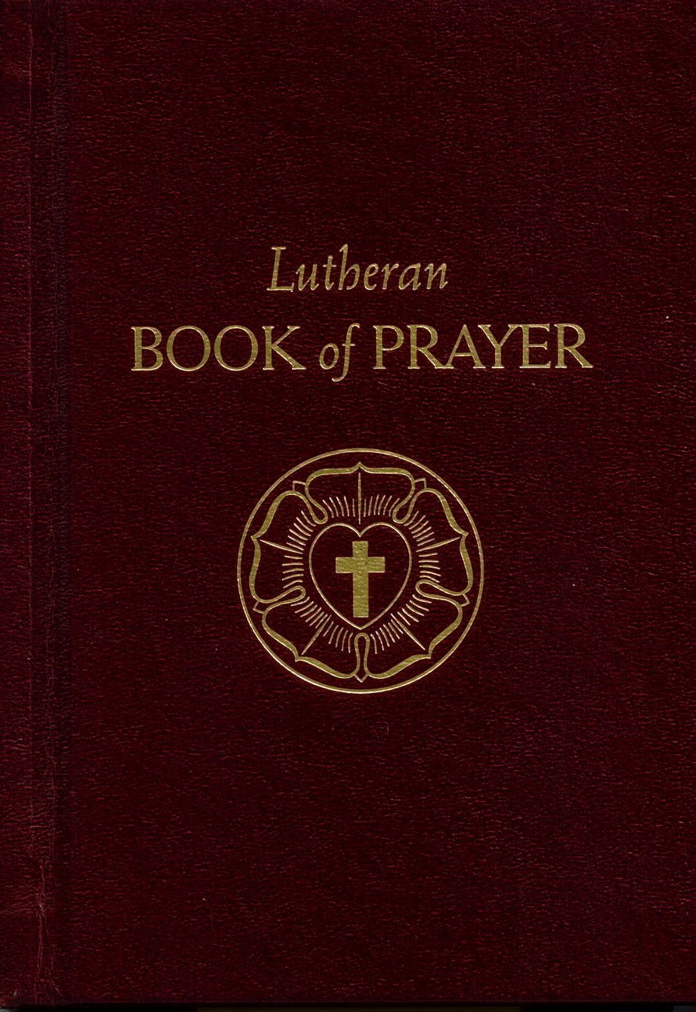 Lutheran Book Of Prayer By Concordia Publishing House