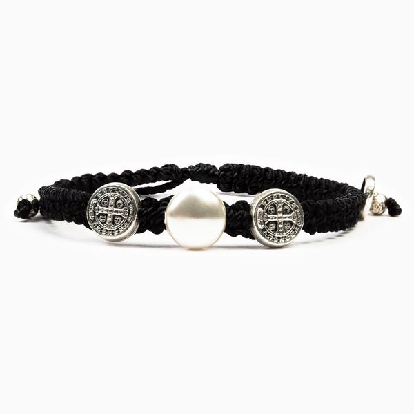My Saint My Hero Freedom Blessing Bracelet BR00053-S-WP-101