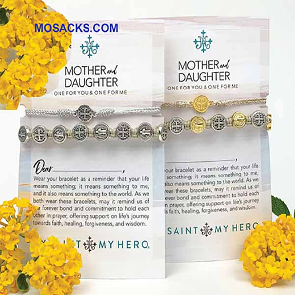 MSMH Mother Daughter Bracelet Set-00006