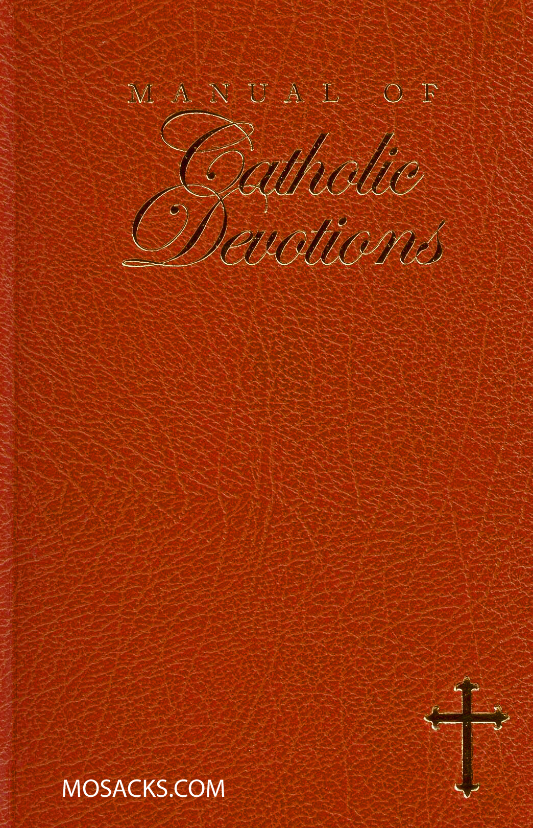 Manual of Catholic Devotions in Large Print