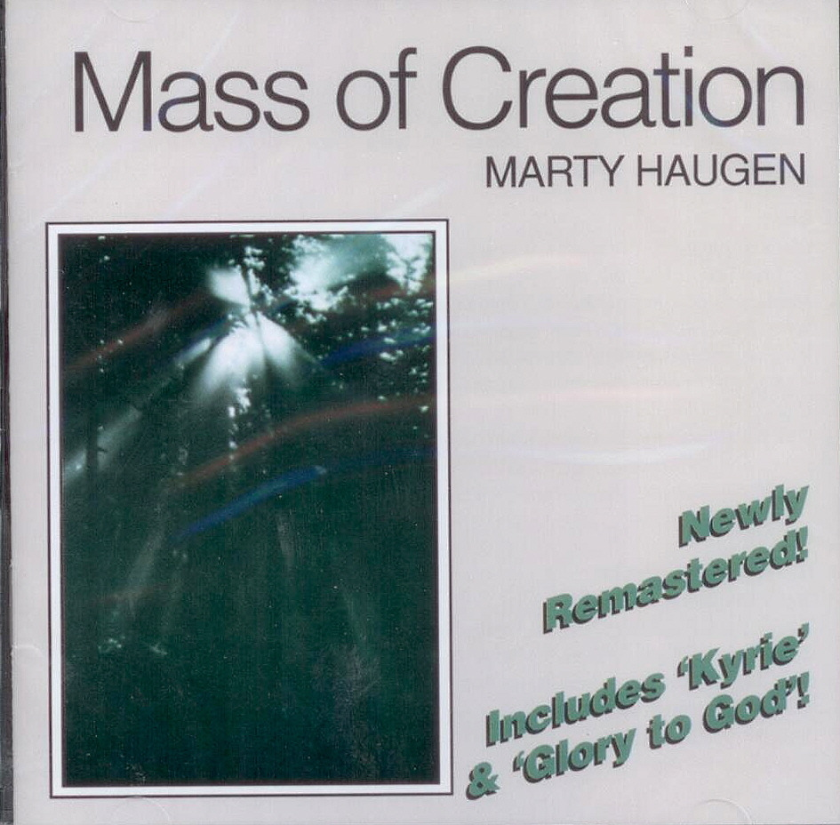 Marty Haugen, Artist; Mass of Creation, Title; Music CD