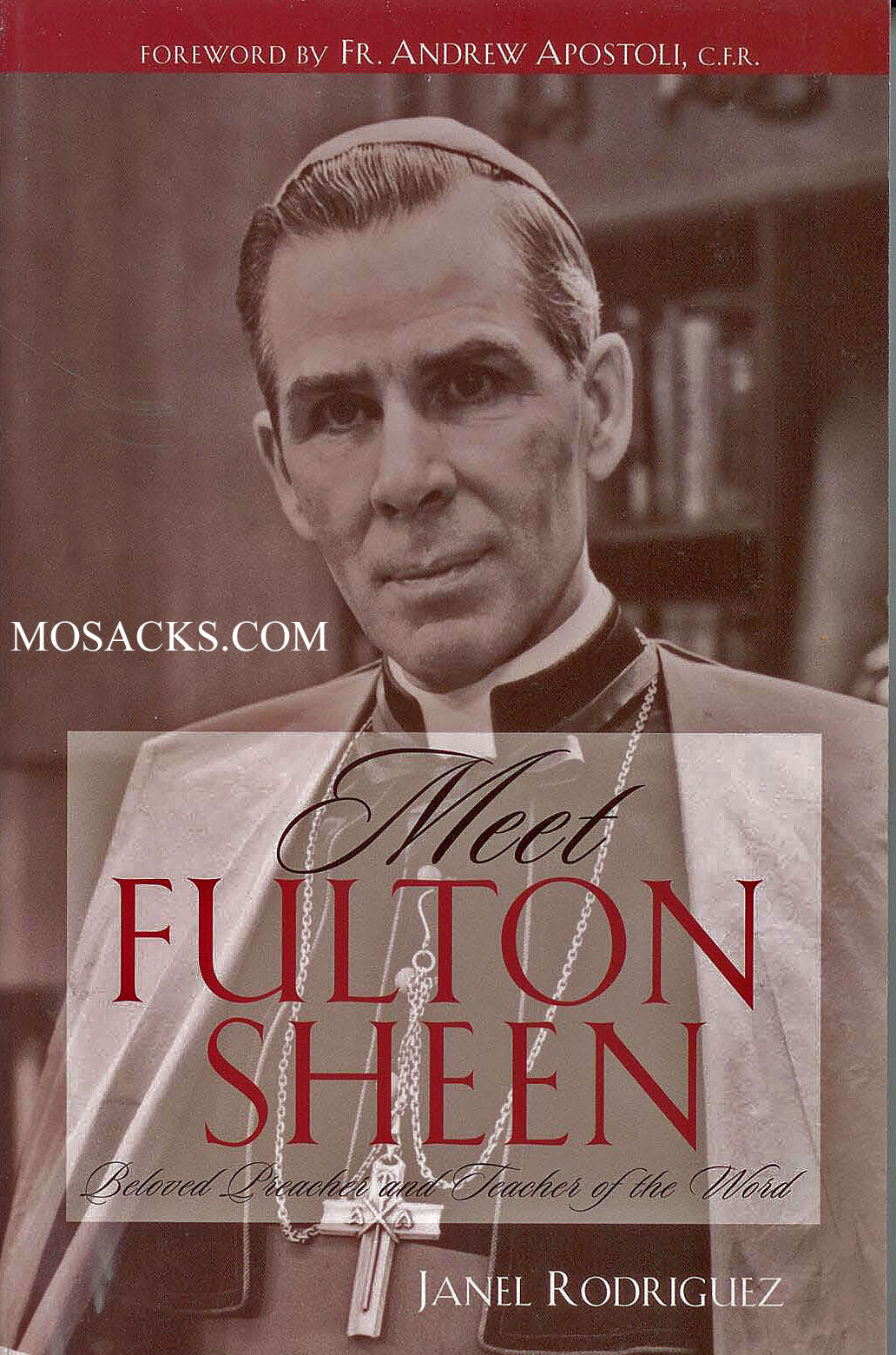 Meet Fulton Sheen by Janel Rodriguez