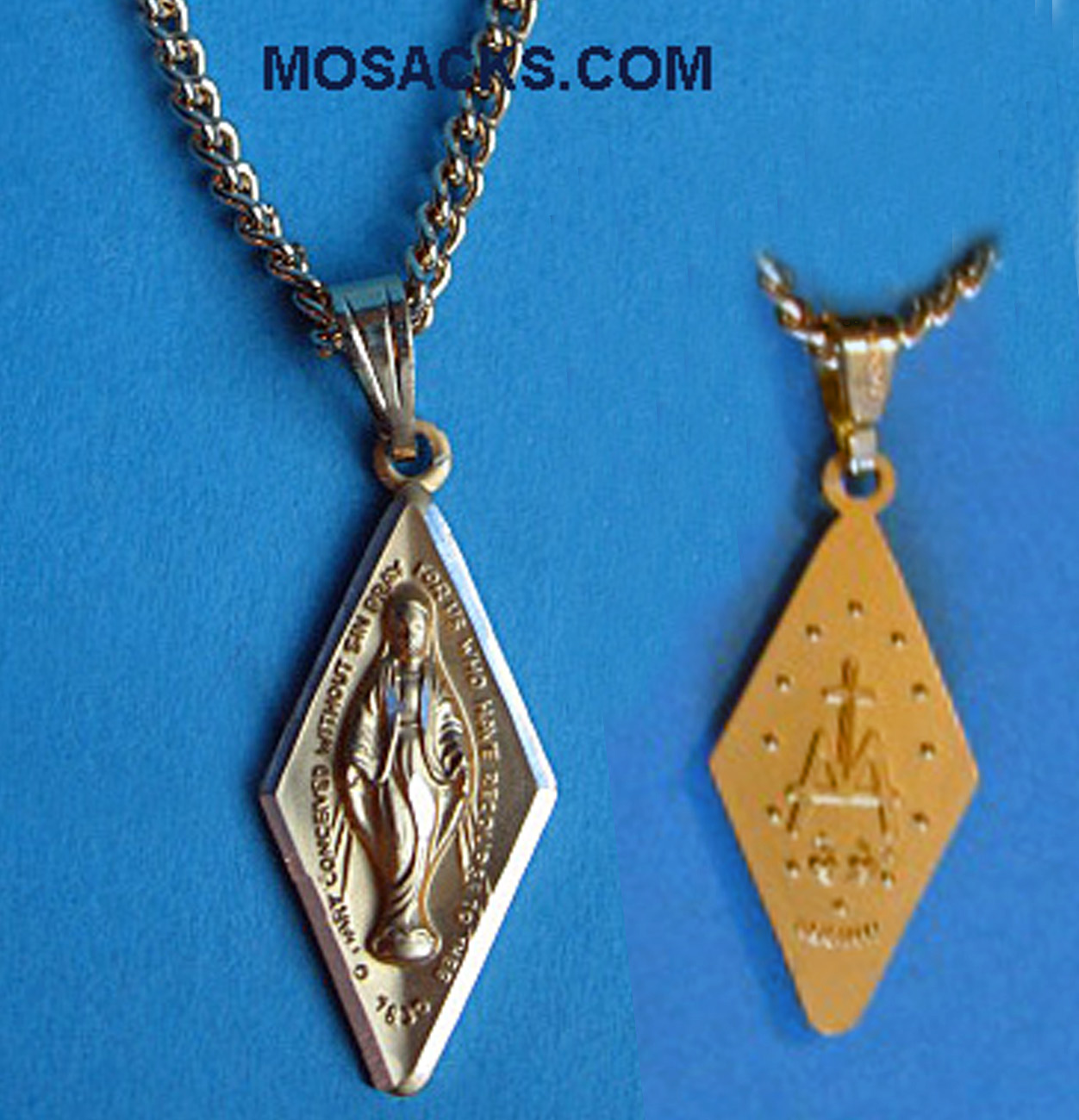 Necklaces Miraculous & Mary