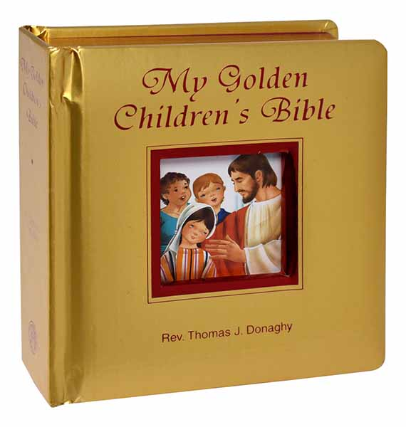 My Golden Children's Bible by Thomas J. Donaghy 108-9780899424835