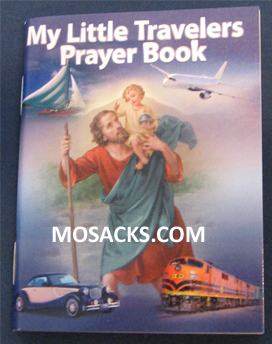 My Little Traveler's Prayer Book 12-PB-10