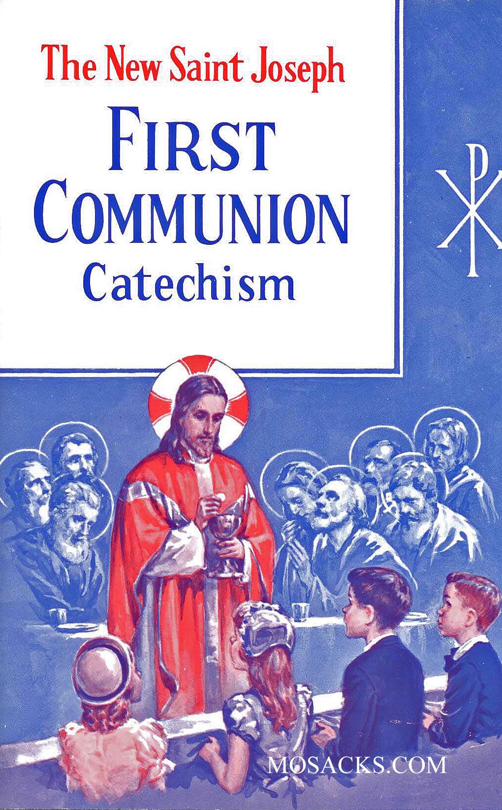 New Saint Joseph First Communion Catechism For Grades 1 2