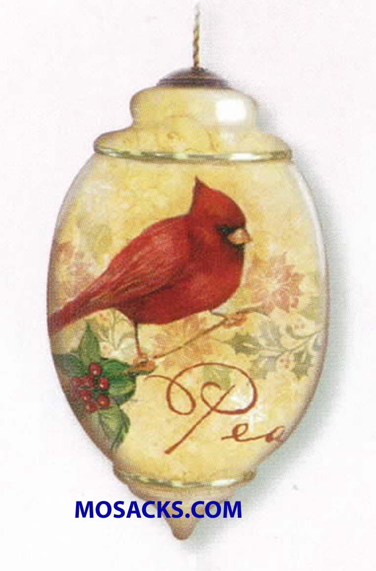 Ne'Qwa Art™ Hand-Painted Ornament Gifts Of Peace 466-7131114