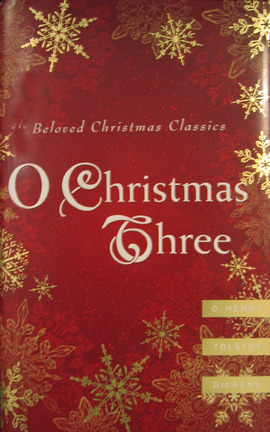 O Christmas Three from Paraclete Press 108-9781557257765
