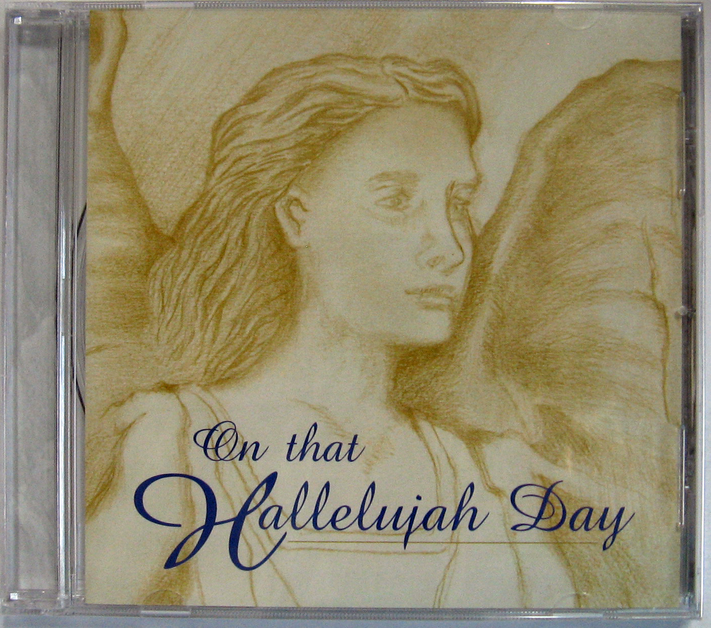 On that Hallelujah Day by Church Of The Holy Angels CD 829757515120