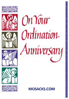 On Your Ordination Anniversary 277-CA5143