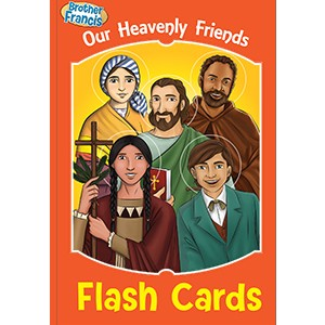 Our Heavenly Friends Flash Cards-OHFFC