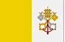 Outdoor Flag Papal Vatican 5x8ft Nylon 58229040