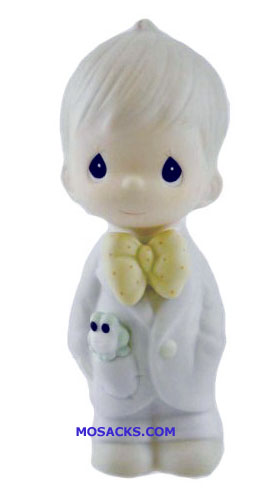 "PM Best Man Porcelain Figurine 4.25"" E2836"
