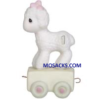 Precious Moments Birthday Train Happy Birthday Little Lamb, Age 1-142021