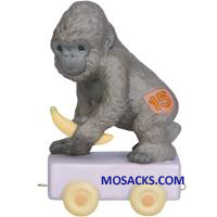 "Precious Moments Birthday Train, It's Your Birthday Go Bananas, Age 15, 4.5"" 142035"