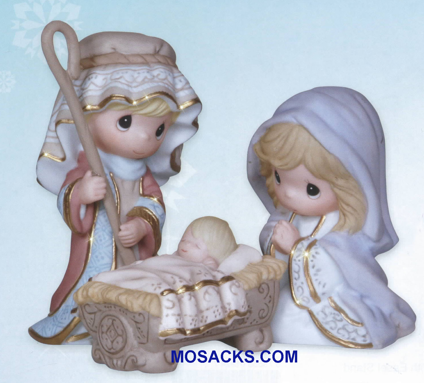 Precious Moments Christmas Mini Nativity