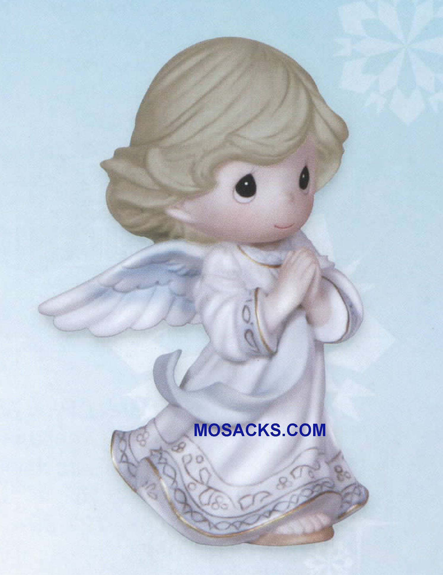 Precious Moments Mini Nativity Angel - Glory To God In The Highest #131035