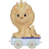 Precious MomentsBday Train This Day Is Something To Roar About Age 5-142025