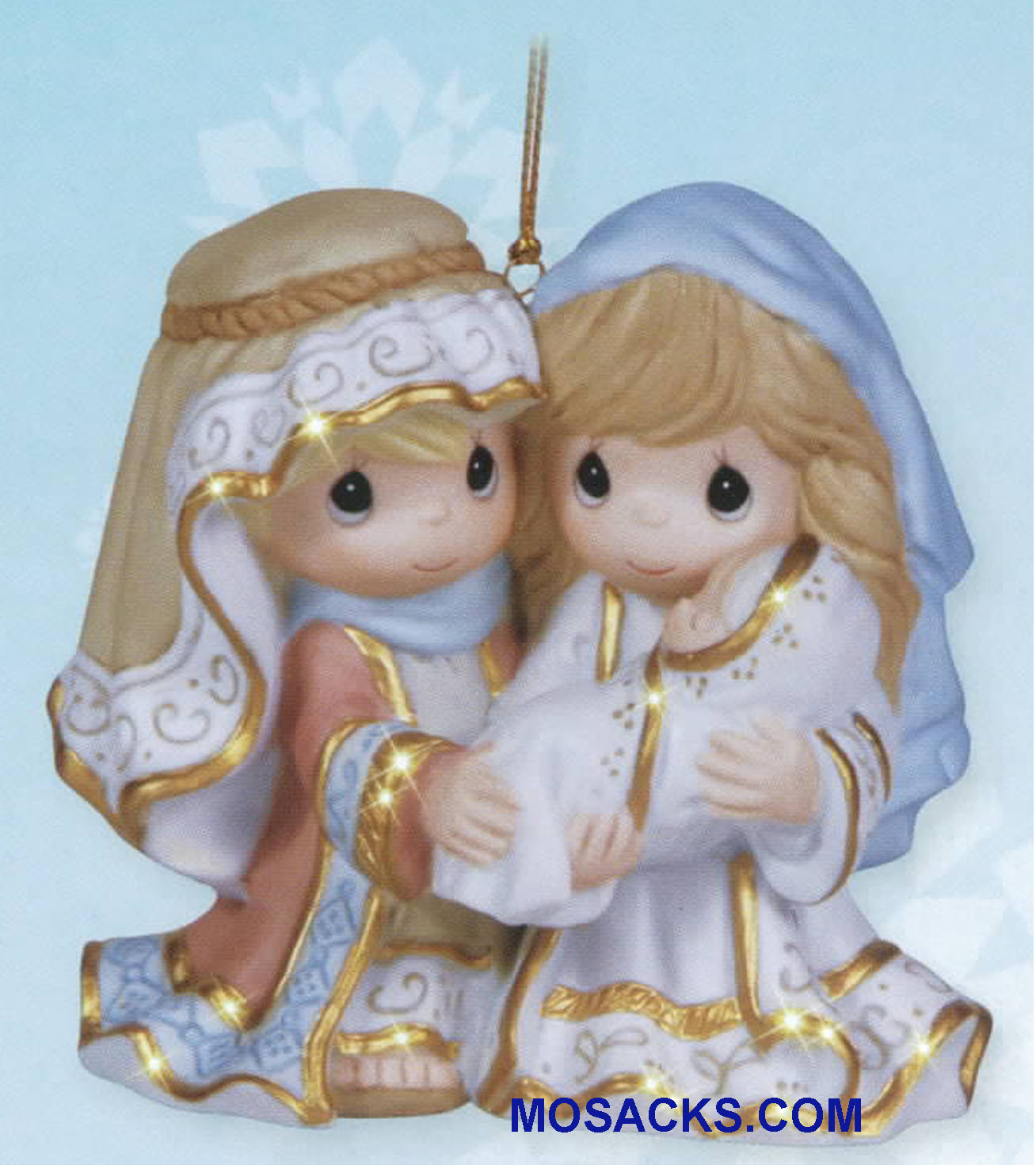 Precious Moments Christmas Ornaments