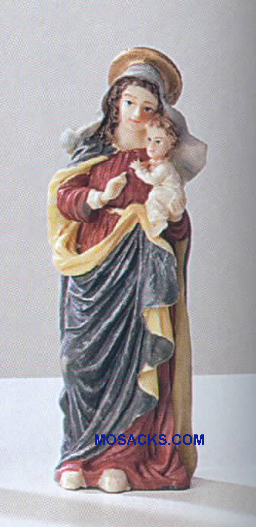 Patrons and Protectors Blessed Virgin Mary Statue -50276