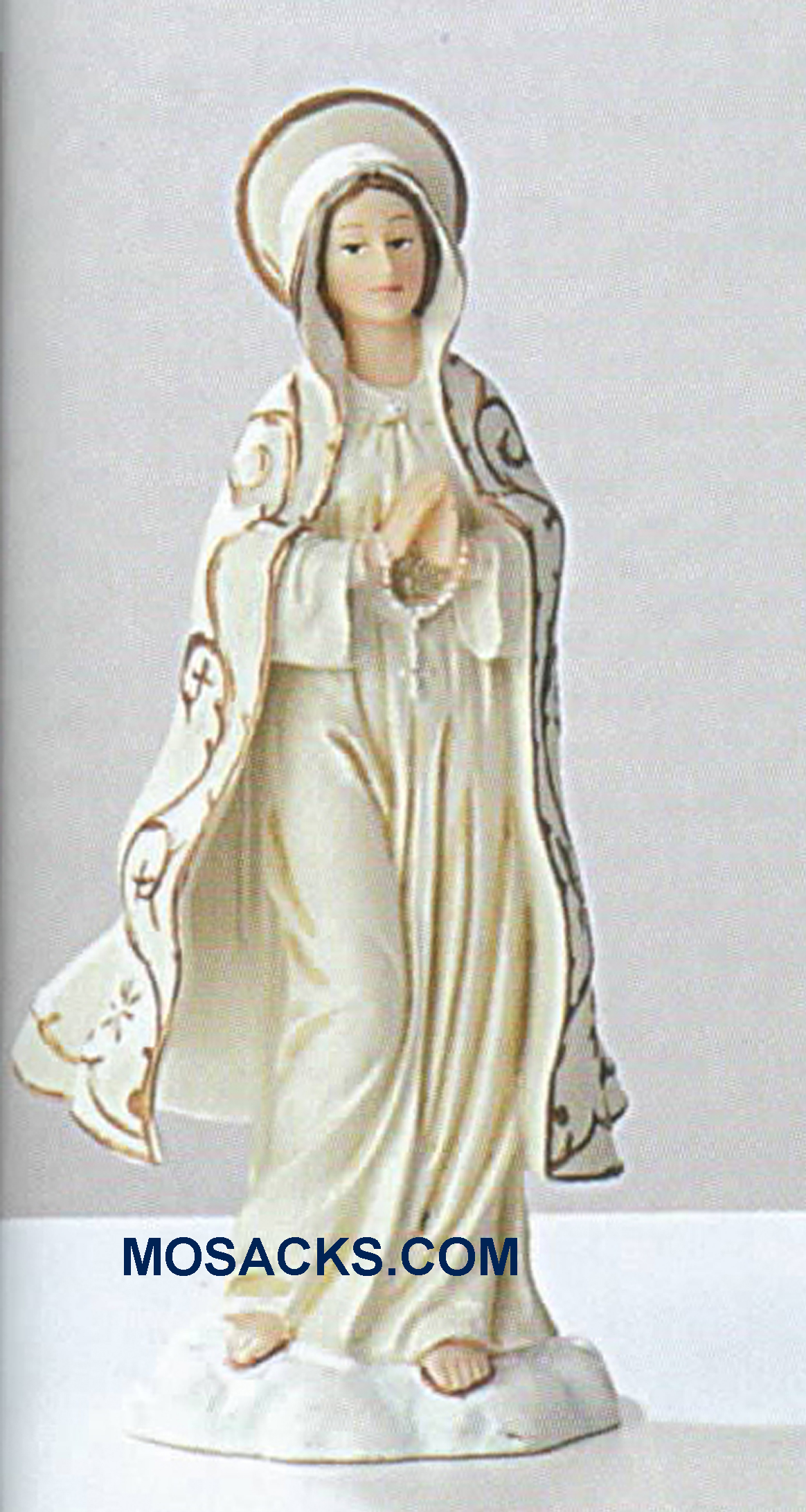 Patrons and Protectors Our Lady of Fatima Statue-41834