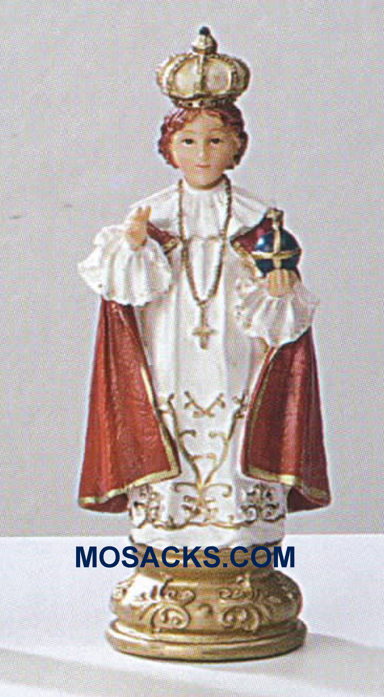 Patrons and Protectors Infant of Prague Statue -40617