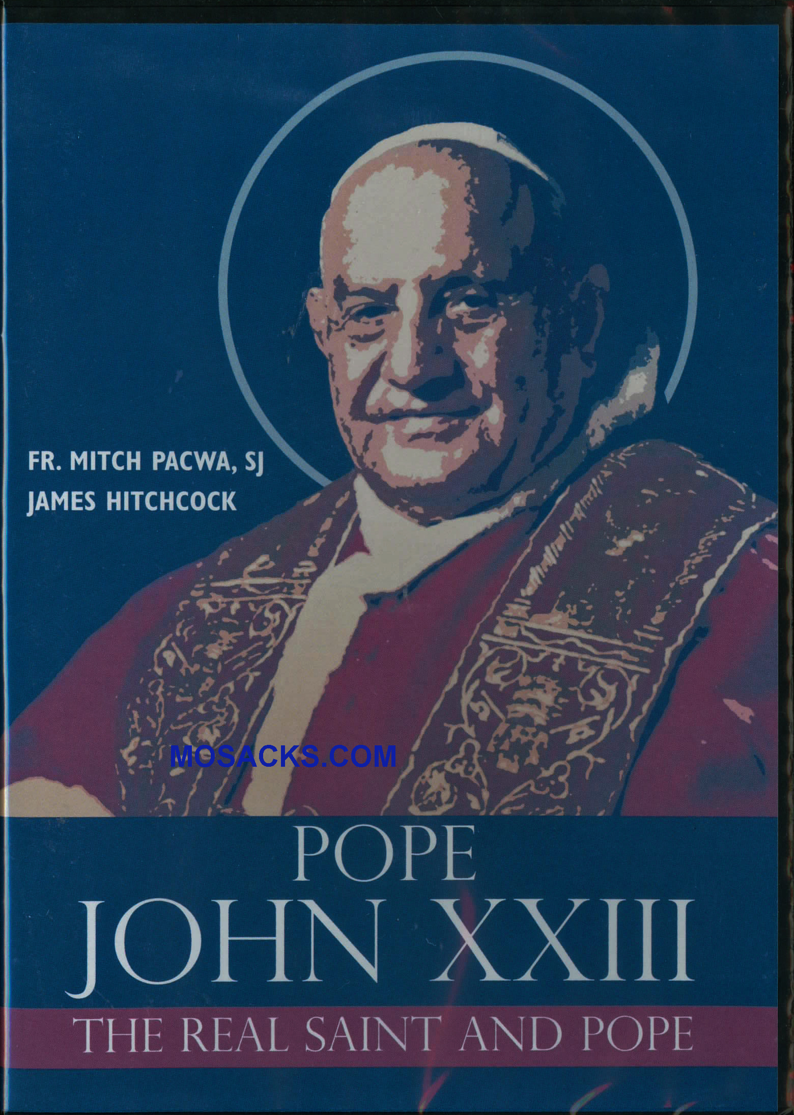 DVD-Pope John XXIII The Real Saint And Pope -PJ23-M