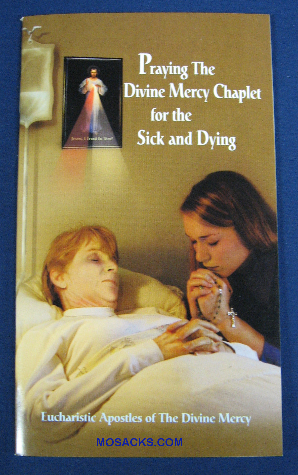 Praying The Divine Mercy Chaplet For The Sick And Dying-252-DMP