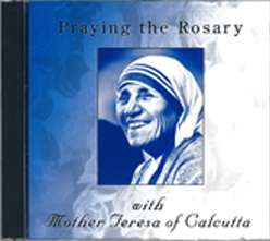 Praying The Rosary With Mother Teresa CD 249-880414104927