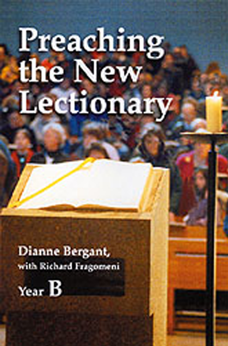 Preaching the New Lectionary Year B, 9780814624739