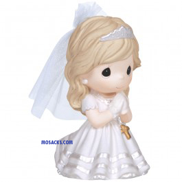 Precious Moments Remembrance Of My First Holy Communion Girl-133024