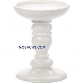 Precious Moments Small Cream Pillar Candle Holder Resin 179016