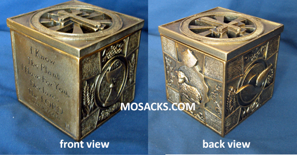 RCIA Multi-Sacrament Keepsake Box