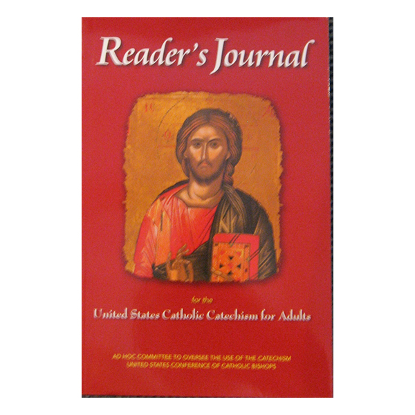 Reader's Journal for the U.S. Catholic Catechism 108-9781601370037