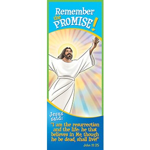 Resurrection Bookmark-BKMK04