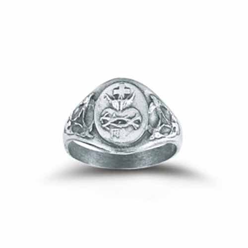 Ring Sacred Heart of Jesus Sizes: 5-9 R4203