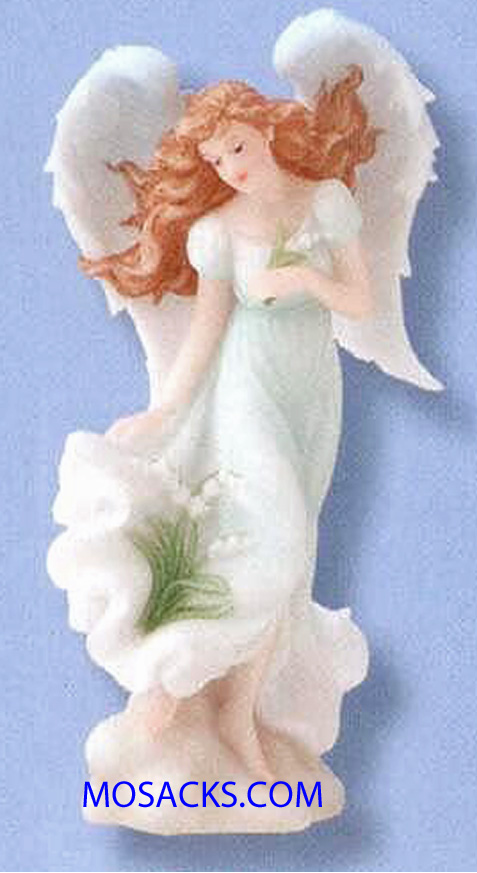 Seraphim Classics Angel, Flower Angel of Month May 64385