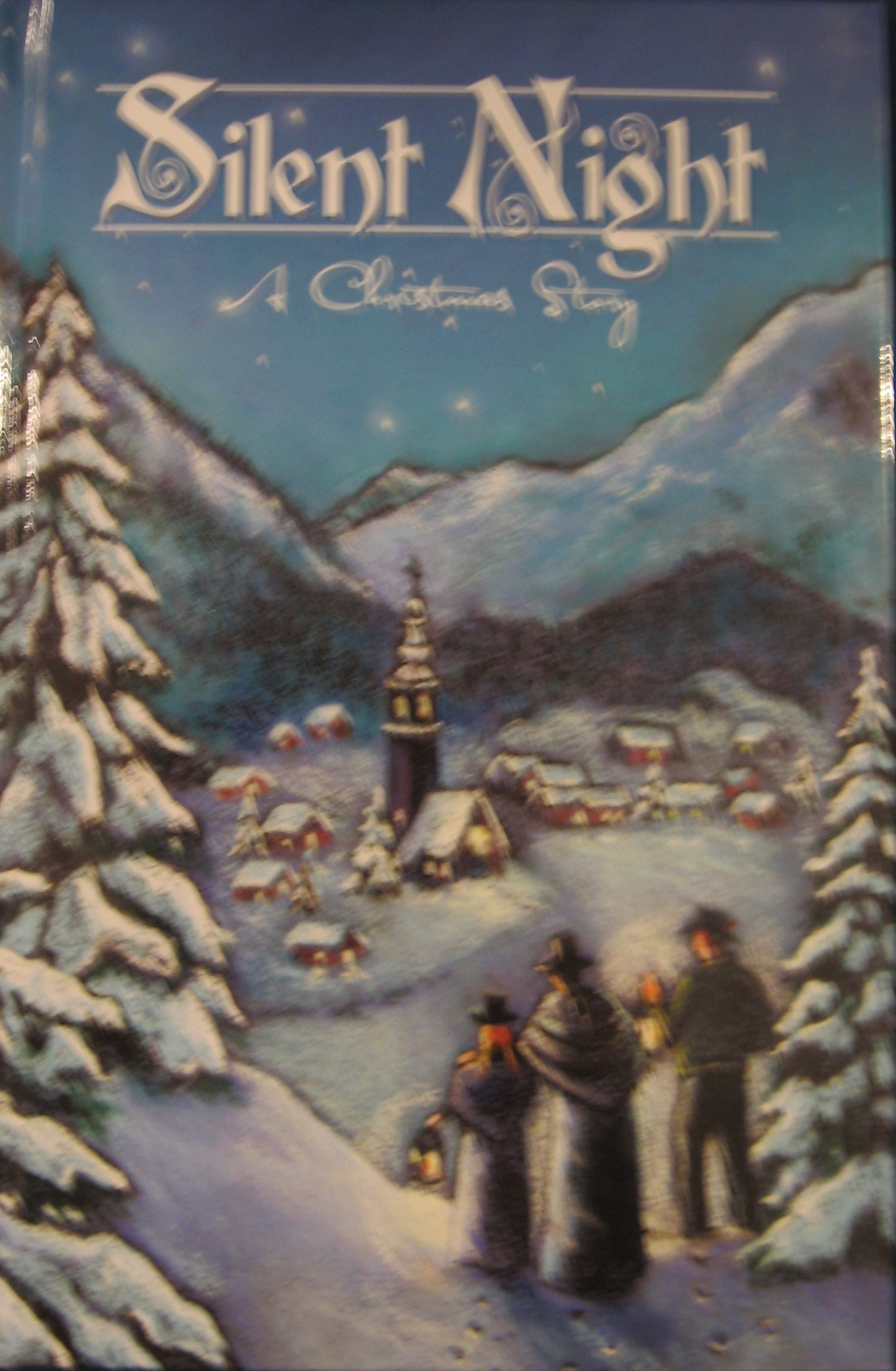 Silent Night: A Christmas Story by L.E. McCullough