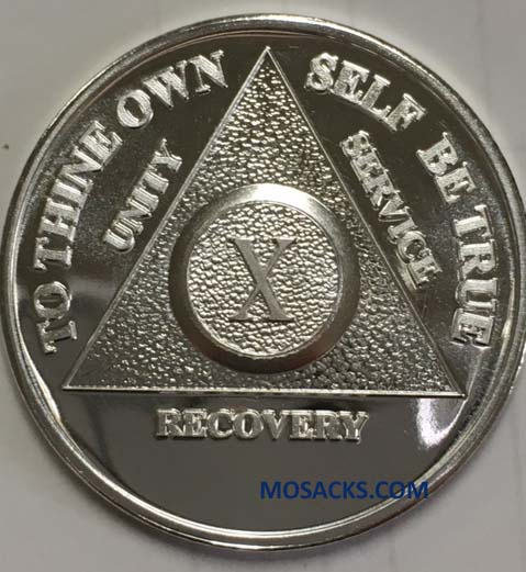Anniversary Recovery Coin Silver Yearly 293-1126189502