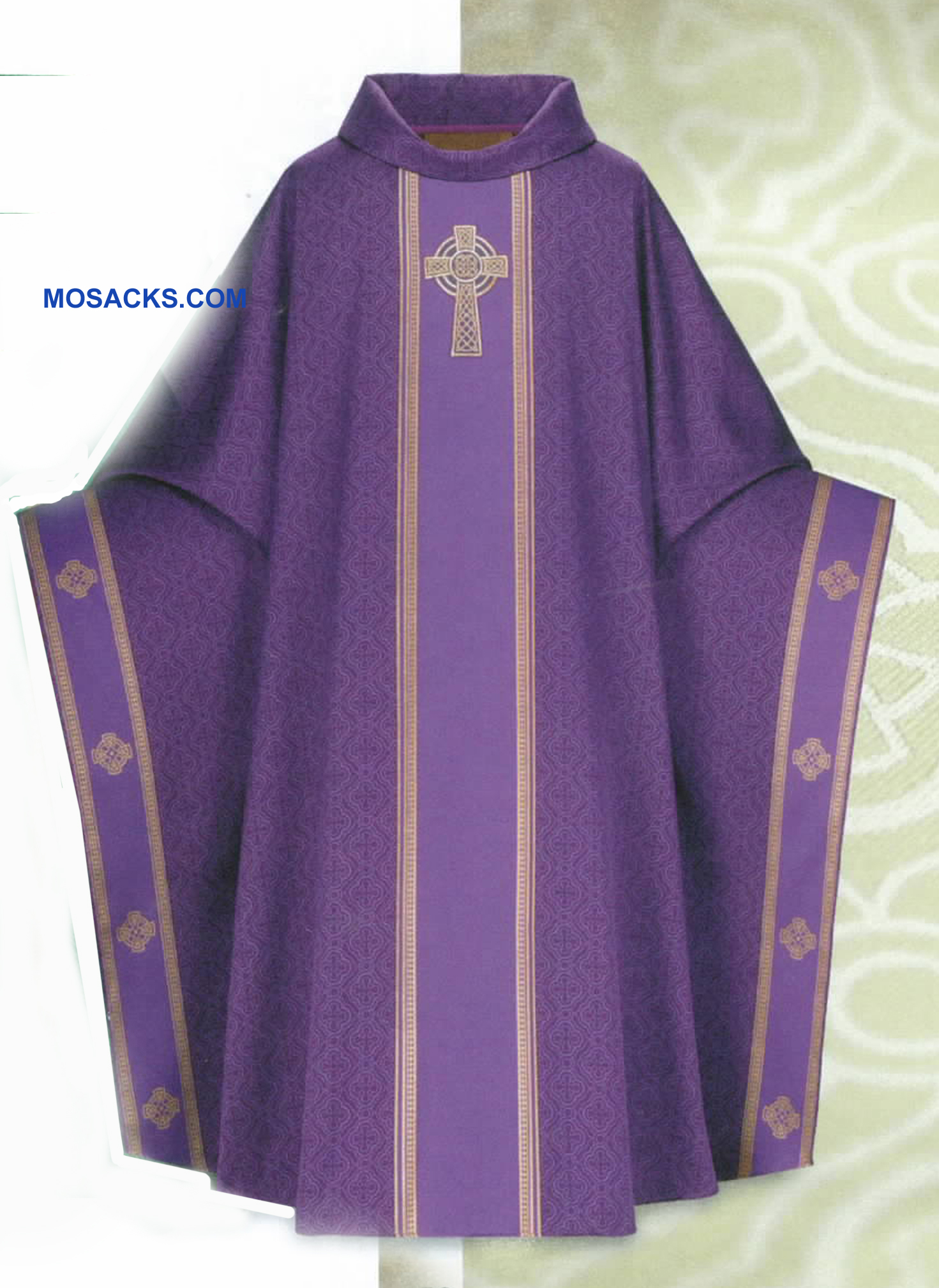 Slabbinck Celtic Chasuble 2-3858