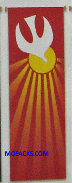 Slabbinck Large Inside Banner 7115 Holy Spirit