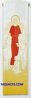 Slabbinck Large Inside Banner Jesus With Children 7143