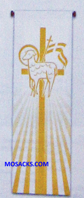 Slabbinck Large Inside Banner 7149 Lamb of God
