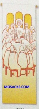 Slabbinck Large Inside Banner Last Supper 7134